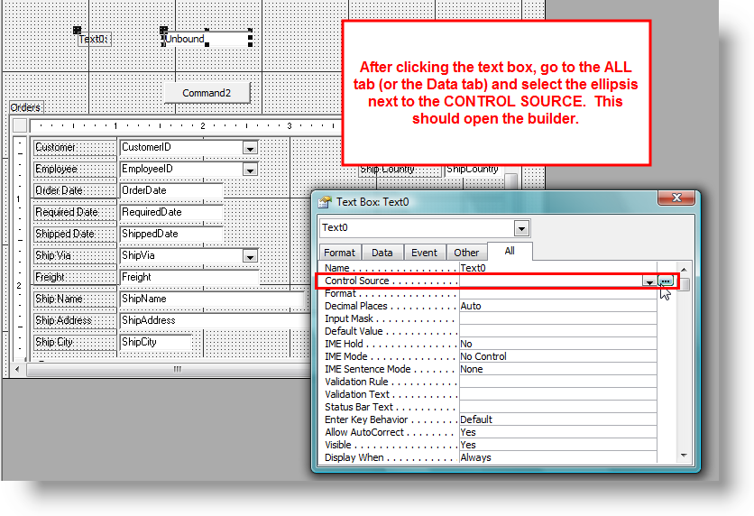 How to refer to subforms in control sources | BTAB Development